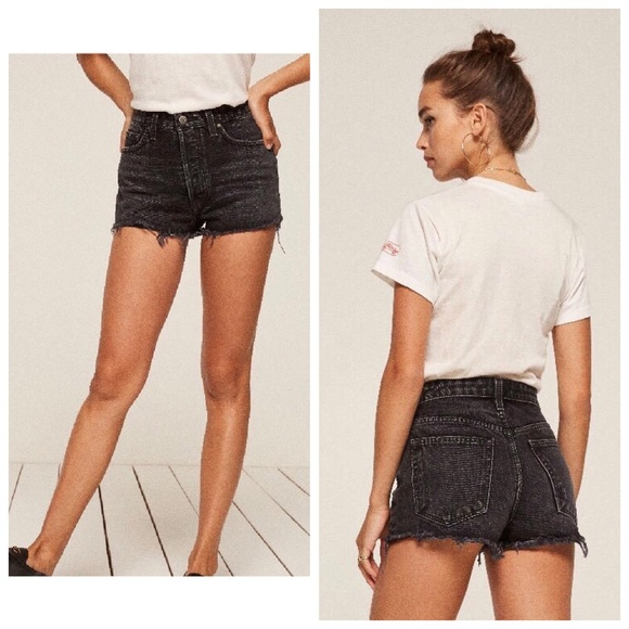 07e9a493 Reformation Jean Shorts in Pacific Wash. M_5ab6d26b6bf5a665296d7d63